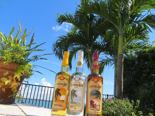 Rum Journal: Sarasota's Siesta Key Rum