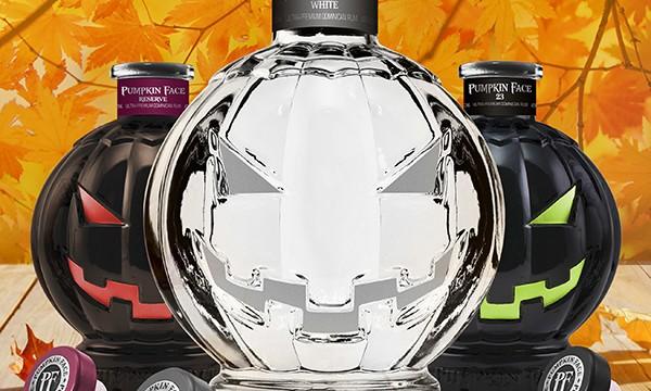 Pumpkin Face Dominican Rums