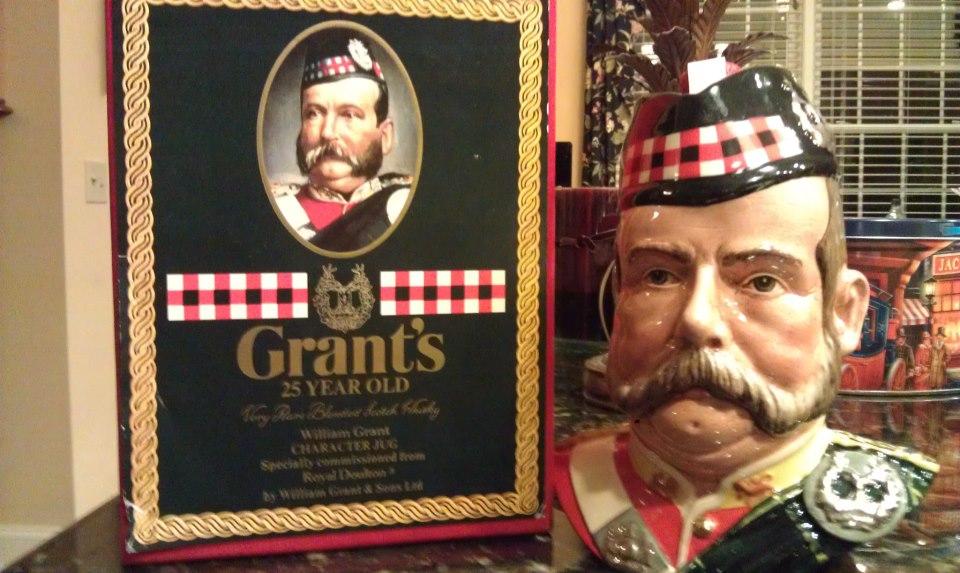 Grants Scotch 100th Anniversary 1887-1987