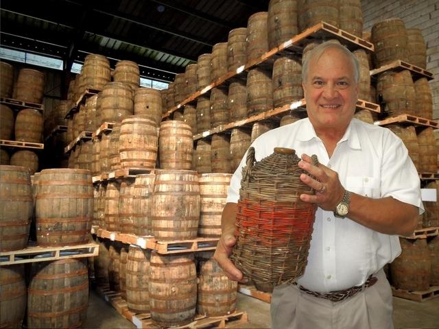 Pussers Rum Ltd CEO Gary Rogalski