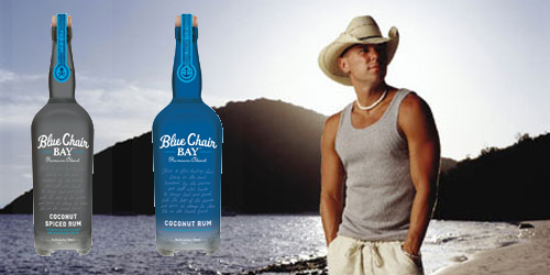 Kenny Chesney Launches Blue Chair Bay Rum The Rum Trader