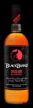 BlackbeardSpicedRum