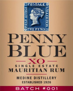 PennyBlueLabel