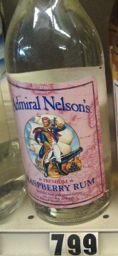 Admiral Nelson's Raspberry