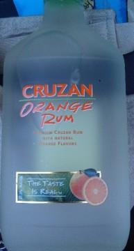 Cruzan Orange (Old Style Label)