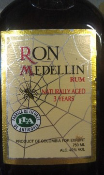 Ron Medellin Anejo 3 Years