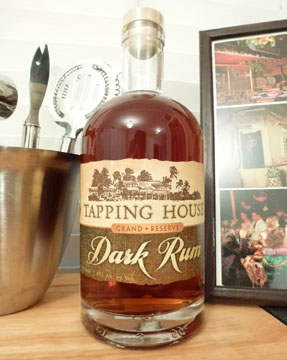 TappingHouseDarkRum