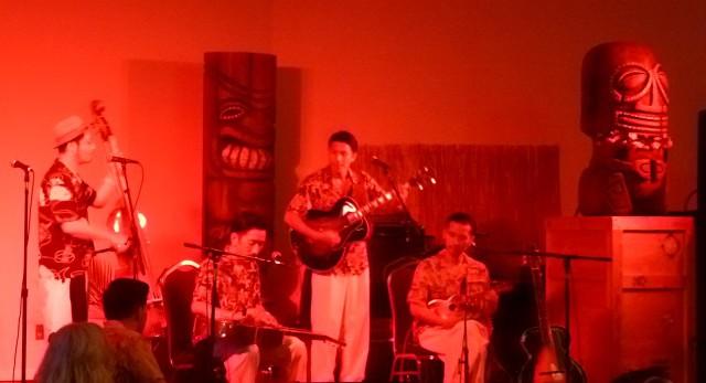 Sweet Hollywiians perform at The Hukilau 2014