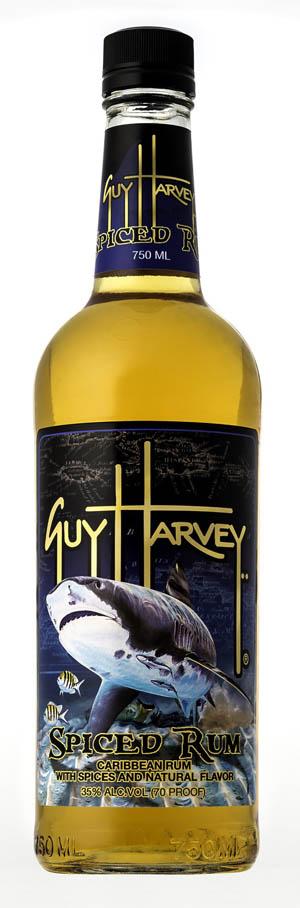GuyHarveySpicedRum_Bottle