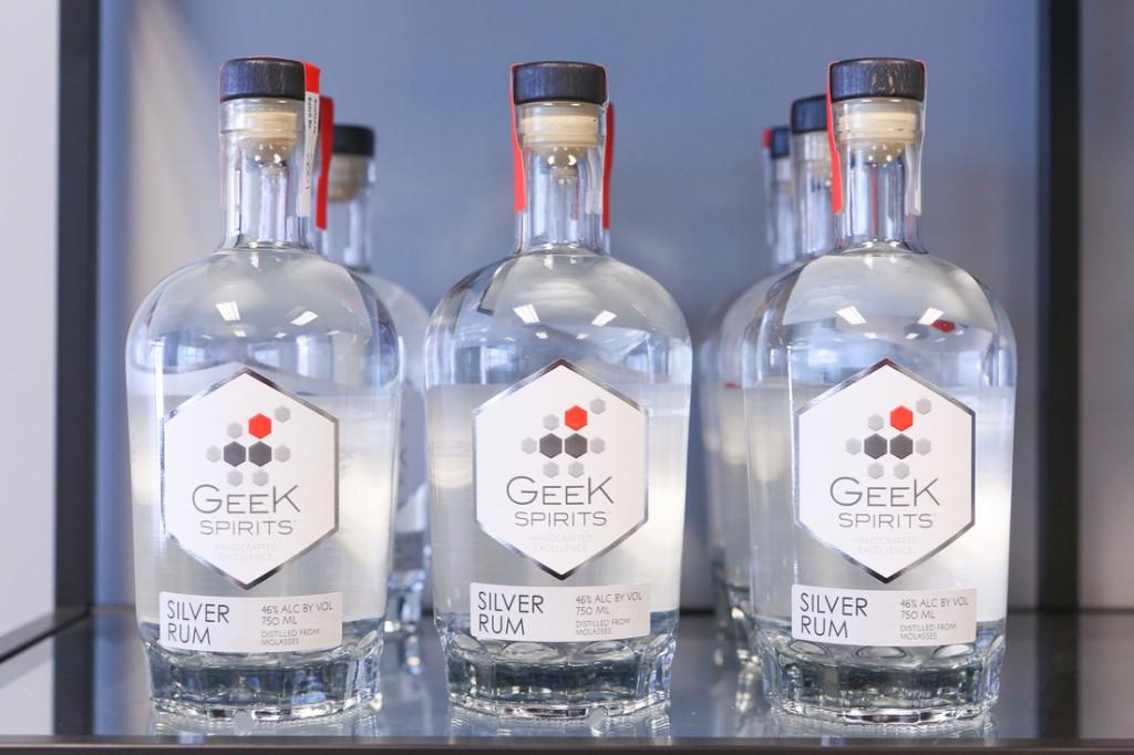 Geek Spirits Silver Rum