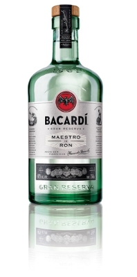 Bacardi Gran Reserva Maestro de Ron 001