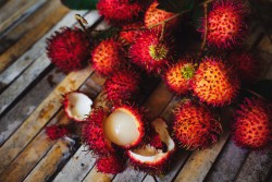 Rambutans (Photo courtesy of ChilledMagazine.com)
