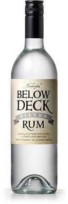 Below Deck Silver Rum