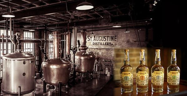 St. Augustine Distillery Rum Discovery Series