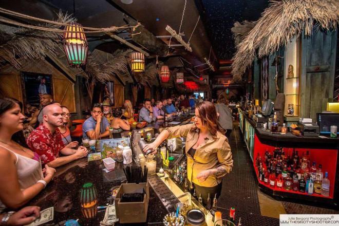 The Golden Tiki (Las Vegas). Photo courtesy of TheSinCityShooter.com
