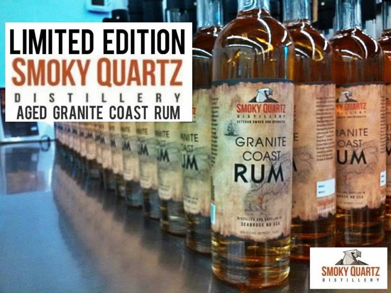 Smoky Quartz Distillery Limited Edition