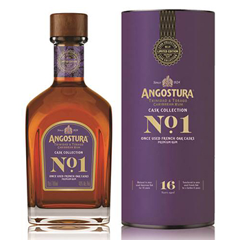 Angostura No 1 Once Used French Oak