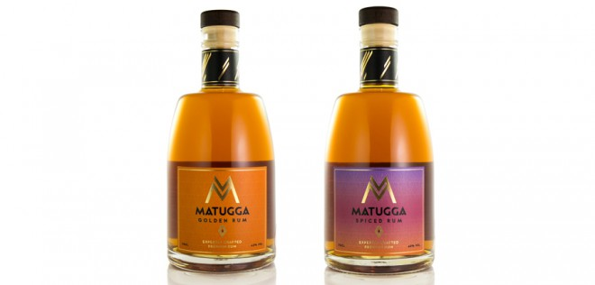 Launch for first rums distilled in UK from African sugar cane.