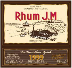 RhumJM_1999_Front