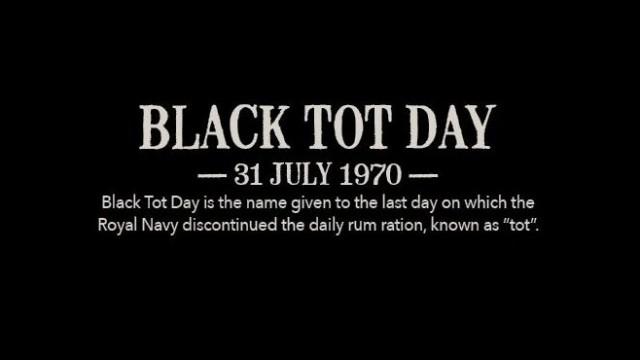 Black Tot Day
