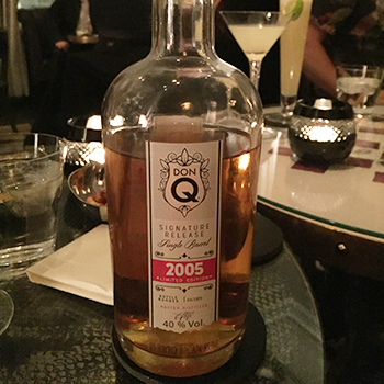 Don Q Signature Release Single Barrel is the first single barrel rum from the brand. (The Spirits Business)