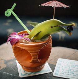 Banana Dolphin (Courtesy of Clayton Hauck)