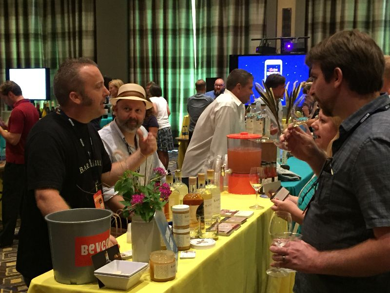 I drank more gin during BevCon than I have in years