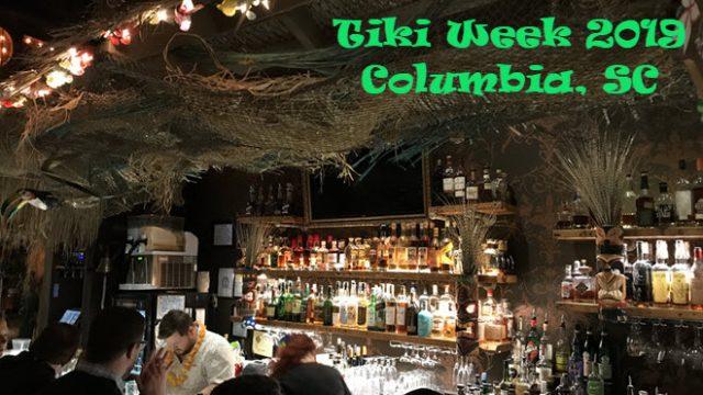 Bourbon Tiki Week 2019