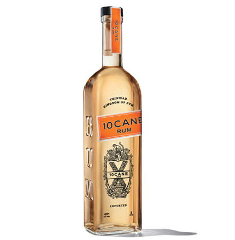10 Cane rum introduces it's new blend and bottle