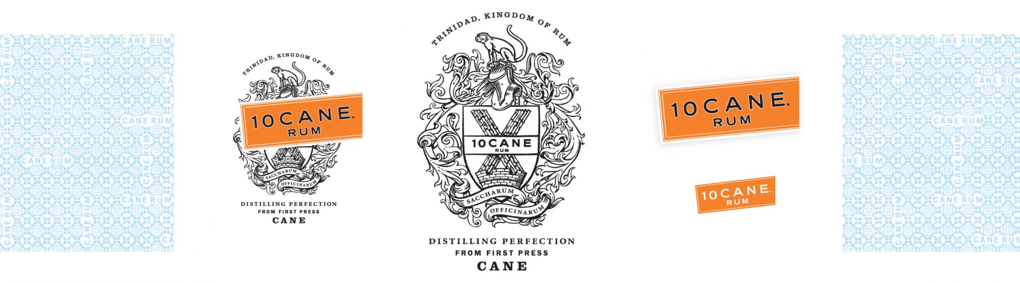 10 Cane Logos