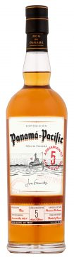 Panamá-Pacific 5-Year Rum