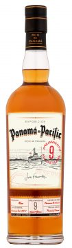 Panamá-Pacific 9-Year Rum