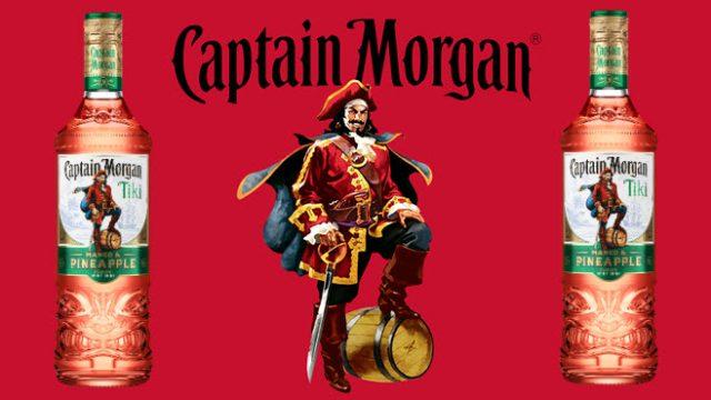 Captain Morgan Tiki Mango Pineapple